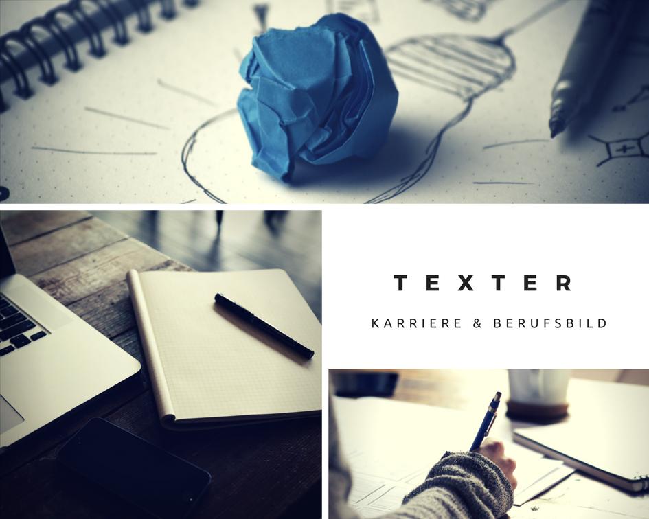 Texter Karriere und Berufsbild