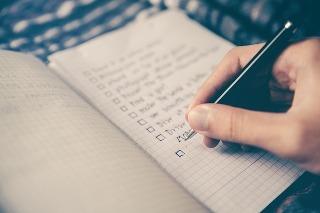Checkliste Werbetext